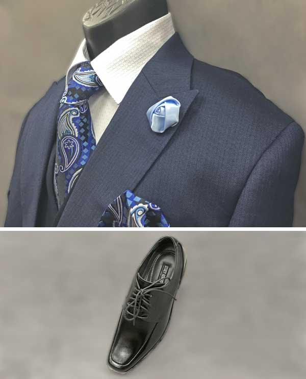 Men In Style Orlando Regular and Slim-Fit Suits