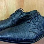 Exotic Shoe leather crocodile (caiman belly) Exotic Shoe leather crocodile (caiman belly) Dress Oxfords