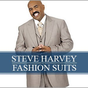 Steve Harvey Fashion Suit Collection