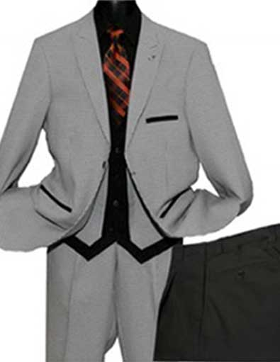 Men's Dress Suits - The Navaco Collection.