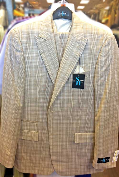 Men In Style Orlando carries Steve Harvey Fashion Suits
