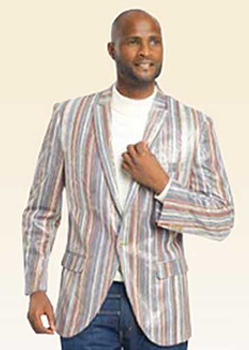 Men's Dress Suits - The Soprano Collection