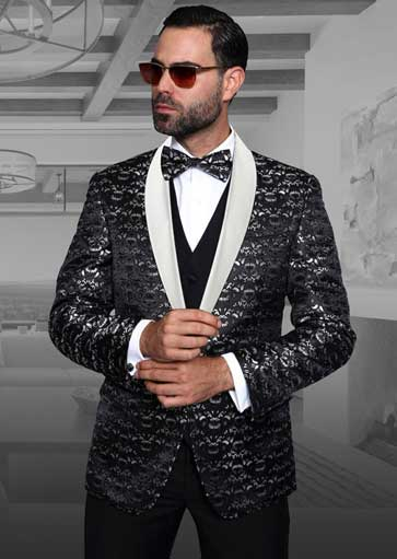Men's Dress Suits - The Statement Collection.