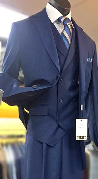 Men's Dress Suit Sets - Men In Style Orlando