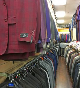 Wide Selection of Men's & Boys' Suits