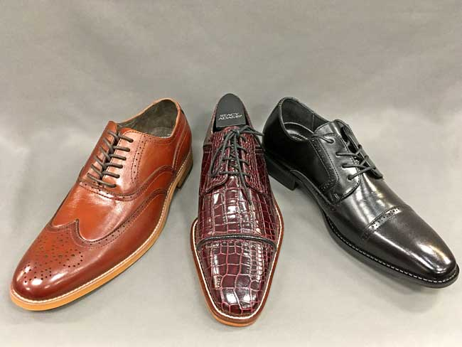 Homecoming Shoes at Men In Style Orlando