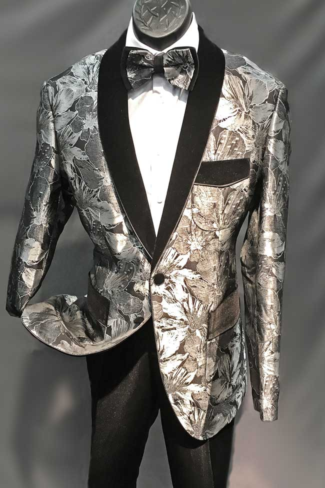 Men's Suits & Tuxes