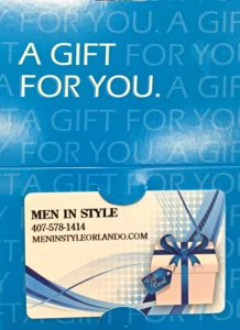 Men In Style Orlando Gift Cards