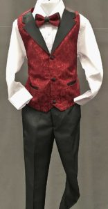 Men In Style Orlando Kids' Suits