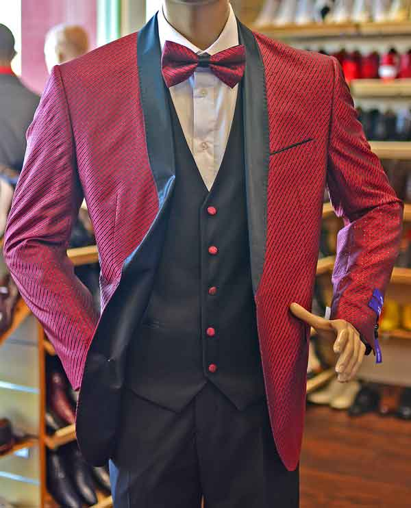 Formal Jackets at Men In Style Orlando